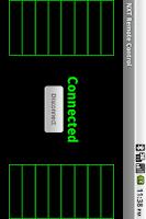 Screenshot of NXT Remote Control