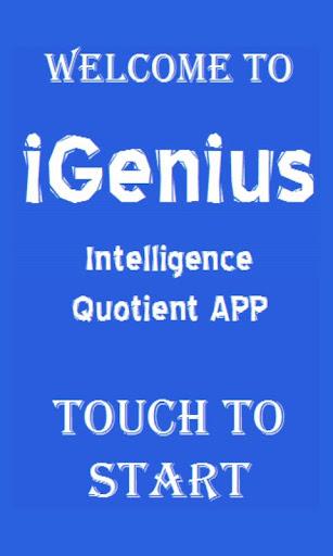 iGenius Genius