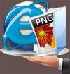 IE6 et PNG