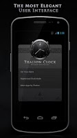 Screenshot of Thalion Clock