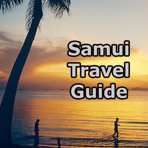 蘇梅島旅遊指南 旅遊 App LOGO-APP試玩