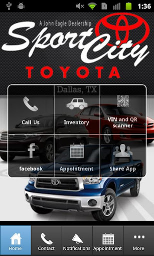 Sport City Toyota