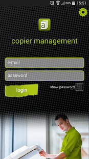Copier Maintenance - screenshot