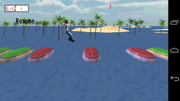 Screenshot of Tsunami Survival