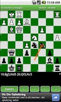 Screenshot of Live Chess Free