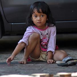 Aska by Taufan F Adryan - Babies & Children Child Portraits
