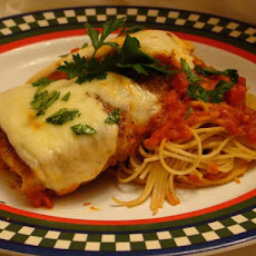 Chicken Parmesan Express