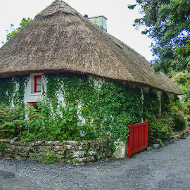 Cottage, Galway Ireland by Lee Davenport - Buildings & Architecture Homes