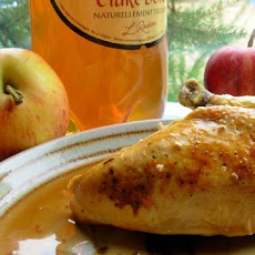 Spice-Brined Turkey With Cider Pan Gravy (Cooking Light)