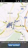 Screenshot of Lokaltipps