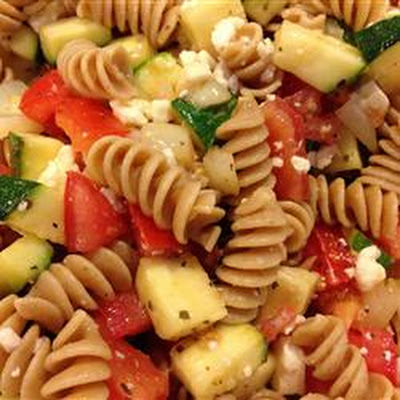 Vegetable Pasta Salad II