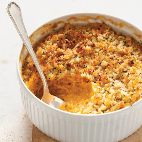 Sweet Potato and Sage-Butter Casserole