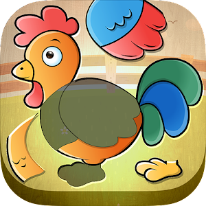 Toddler Kids Puzzle - Animals Icon