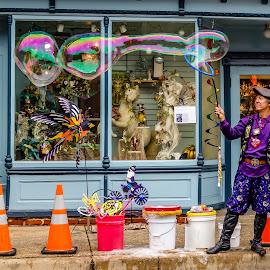 Bubbles by Berl Thomas - People Musicians & Entertainers ( photowalk, field trip, scott kelby, acc, ellicott city,  )