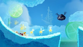 Screenshot of Rayman Fiesta Run