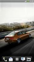 Screenshot of BMW M5 Live Wallpaper