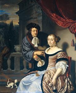 RIJKS: Frans van Mieris (I): painting 1678