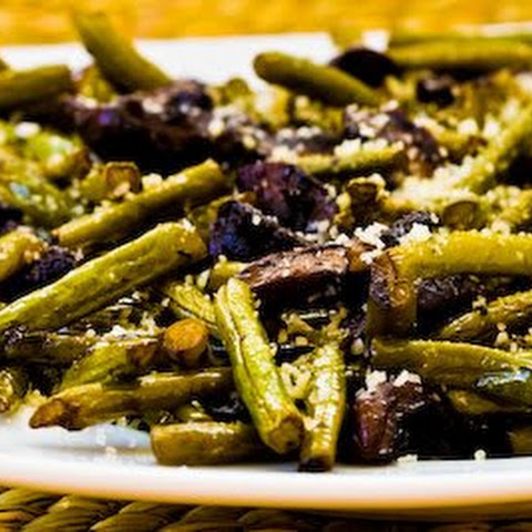 Green Bean Salad With Basil, Balsamic, And Parmesan Recipes ...
