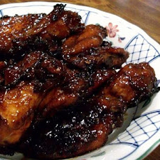 Chicken Wings.... With an Asian Flair