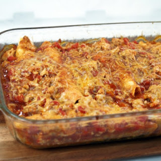Ground Chicken Enchiladas Recipes