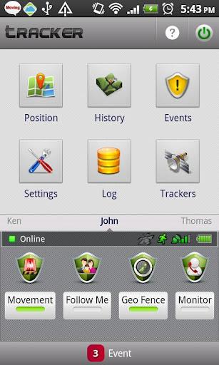 Cloud Tracker – GPS Tracker