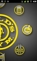 Screenshot of Spotter by Gold's Gym