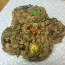 Martian Cookies (Zucchini & lots of other stuff!)