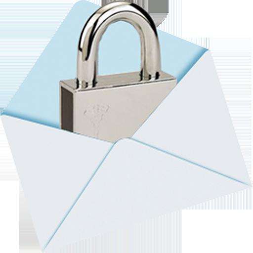 SecretMail 生產應用 App LOGO-硬是要APP
