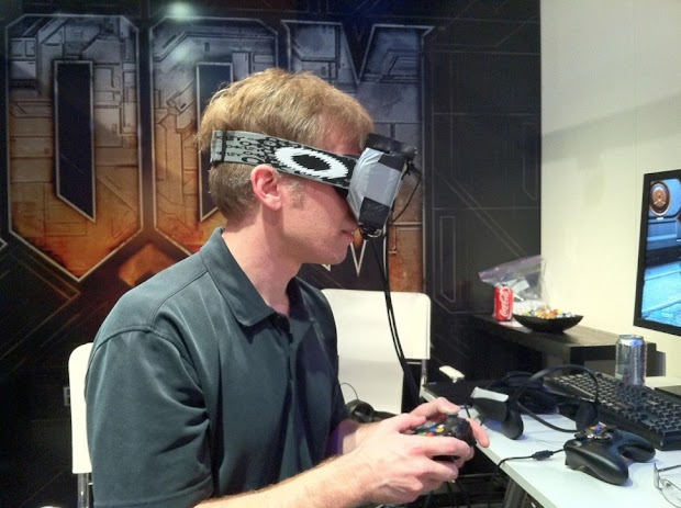 John Carmack leaves id Software for a full time role at Oculus Rift