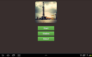 Screenshot of IWCF QUIZ Oil Rig