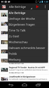 Austria24 TV - Video on Demand - screenshot