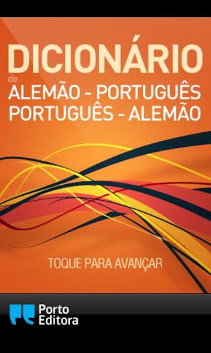 Dicionário Alemão-Português