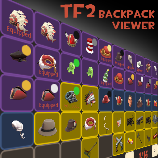 TF2 Backpack Viewer