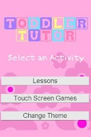 Screenshot of Toddler Tutor Trial