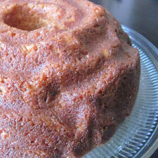 Old-fashioned Whiskey Cake
