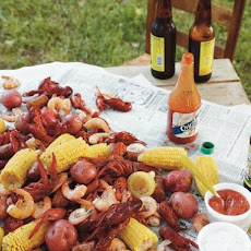 Lowcountry Boil from 'Around the Southern Table'