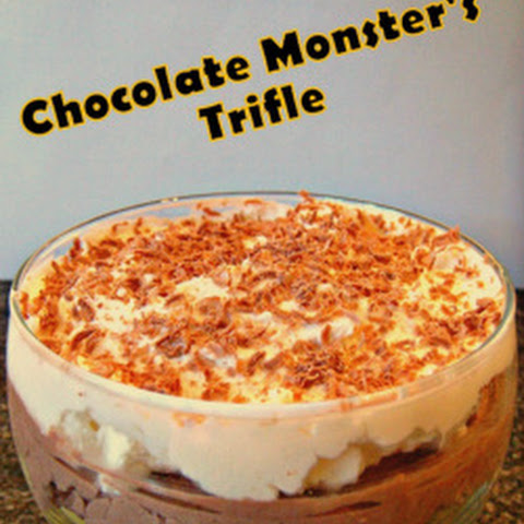 Chocolate Monster's Trifle