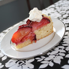 Dutch Plum Cake