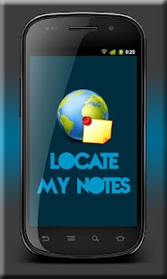 Locate My Notes - screenshot