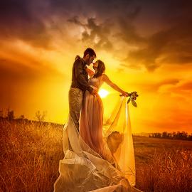 vencanje by Dejan Nikolic Fotograf Krusevac - Wedding Bride & Groom ( vencanje, svadbe, wedding, svadba, fotograf )