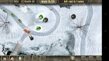 Screenshot of Defense Zone HD Lite