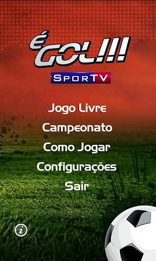É Gol SporTV