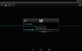 Screenshot of RingIt Demo: Ringtone creator