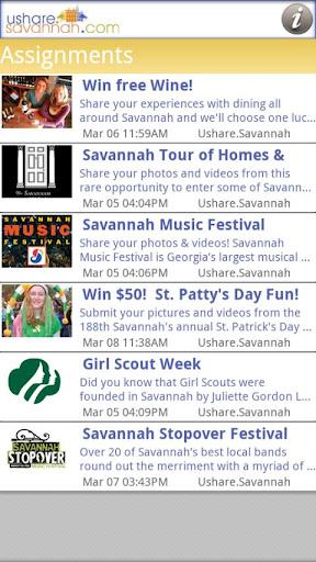 Ushare Savannah