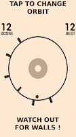 Screenshot of Orbit Run