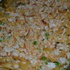 Nif's Nothing Fancy Tuna Casserole