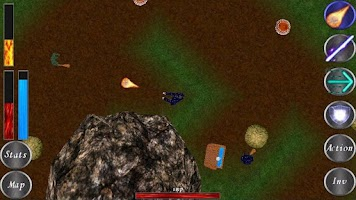 Screenshot of Xenimus Free Version - RPG