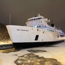 Chi-Cheemaun by Kimberley Merrifield - Transportation Boats (  )