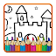 Coloring pages for Lollipop - Android 5.0