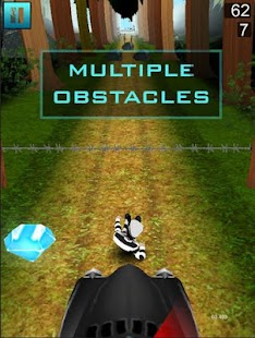 WRP Ultimate 3D Endless Runner - screenshot
